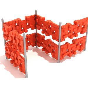 Pixel Fence