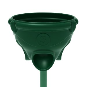 Funnel Ball Game – Rainforest Green Post and Top