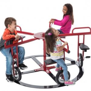5-Seat Merry Go Cycle