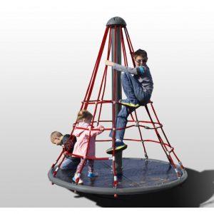 Merry Go Round Net Climber