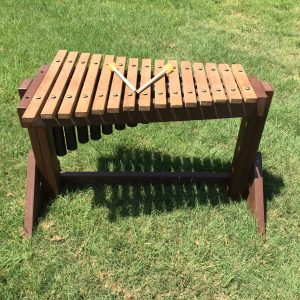 Mini Marimba, In-Ground