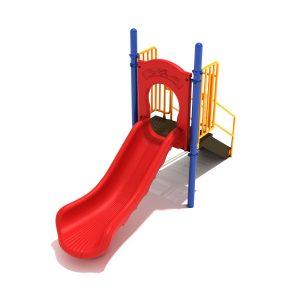 3-foot Single Straight Slide