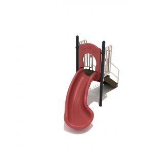 3-foot Left Turn Slide