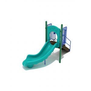 3-foot Right Turn Slide