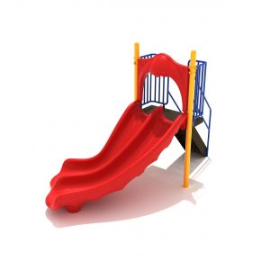 4-foot Double Right Turn Slide