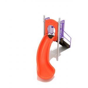 4-foot Left Turn Slide