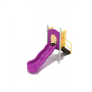 3-foot Single Wave Slide