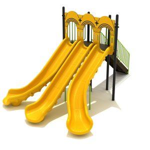 6 Foot Triple Sectional Split Slide