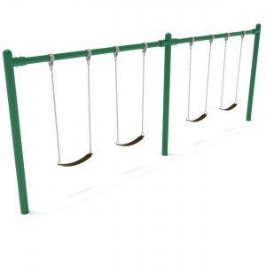 2 Bay – Frame with Hangers and 2 Bay Belt Seat Package