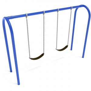 1 Bay- Frame with Hangers and 1 Bay Belt Seat Package
