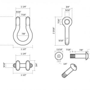 Clevis Connector