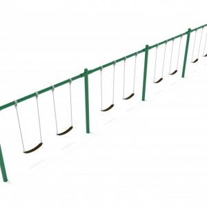 4 Bay – Frame Only with Hangers