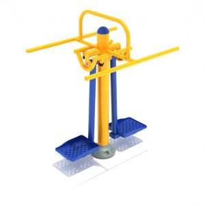 Double Station Pendulum Swing