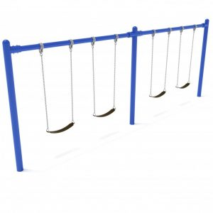 2 Bay – Frame Only with Hangers