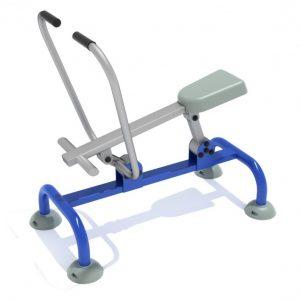 Single Station Rower