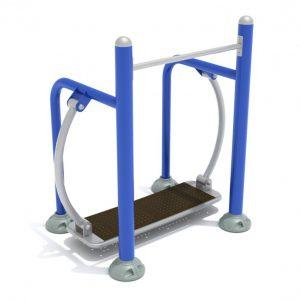 Single Station Wide Pendulum Swing