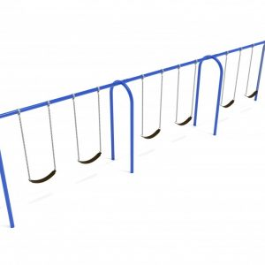 3 Bay – Frame Only with Hangers
