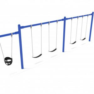 2 Bay 1 Cantilever – Frame Only with Hangers