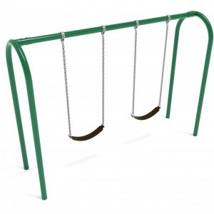 1 Bay – Frame Only with Hangers