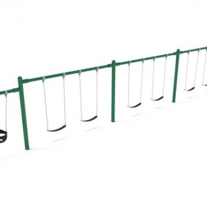 3 Bay 1 Cantilever – Frame Only with Hangers